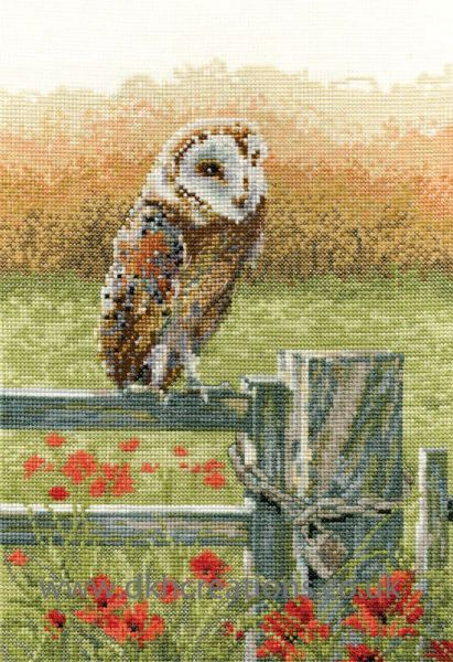 A New Dawn Cross Stitch Kit